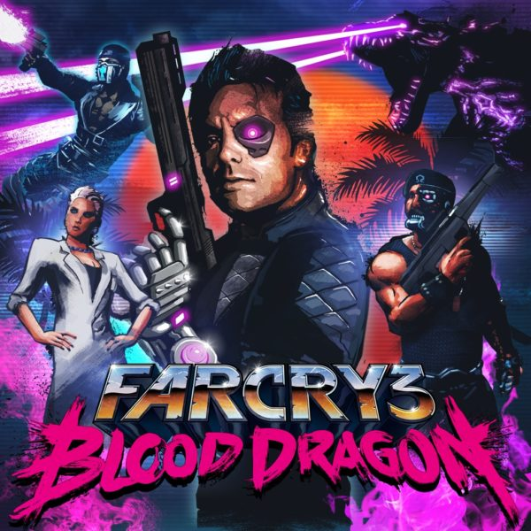 Power Glove – Far Cry 3: Blood Dragon