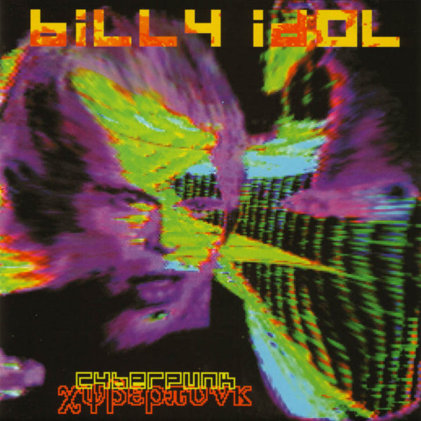 Billy Idol – Cyberpunk