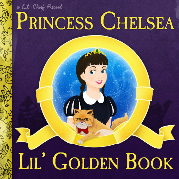 Princess Chelsea – Lil' Golden Book