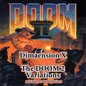 DOOM2 CD Cvr