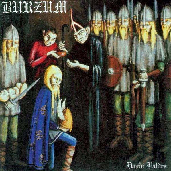 Burzum – Dauði Baldrs