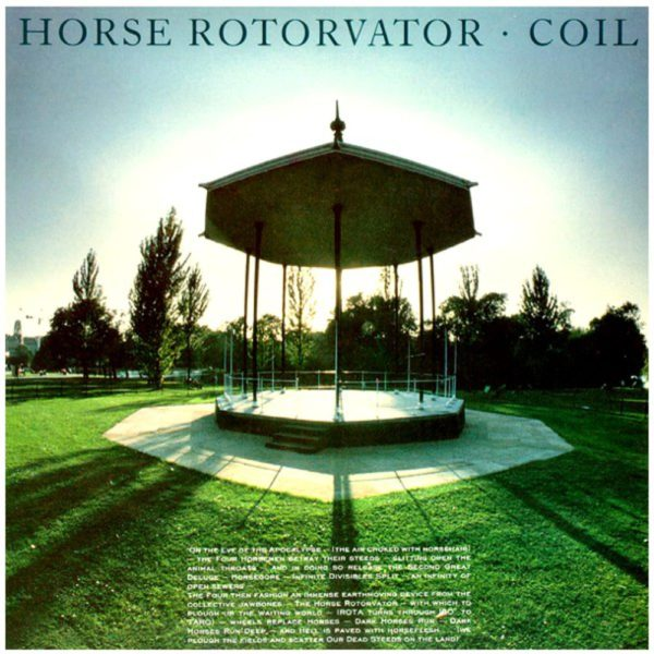 Coil – Horse Rotorvator