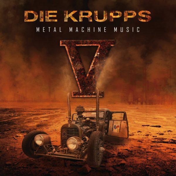 Die Krupps – V – Metal Machine Music