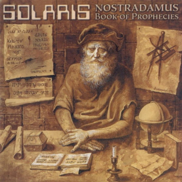 Solaris – Nostradamus: Book of Prophecies