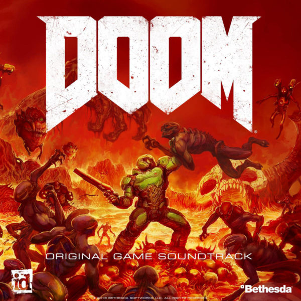 Mick Gordon – Doom (Original Game Soundtrack)
