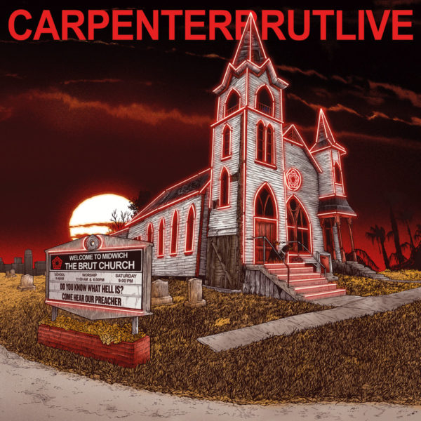 Carpenter Brut – CARPENTERBRUTLIVE